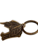 Troy Lee Designs Troy Lee Designs Helmet Key Chain Ant Brass