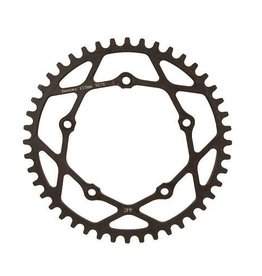 Rennen Design Group Rennen 5-Bolt Decimal Threaded Chainring