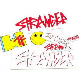 Stranger Stiker set (7 stickerspack)