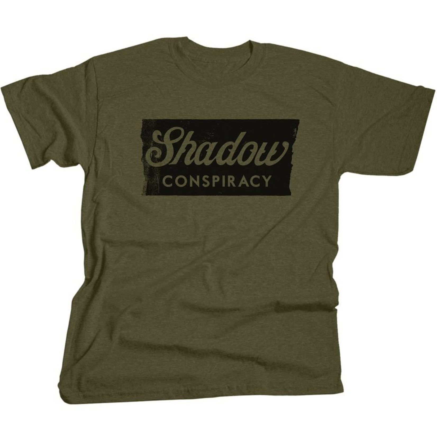 TSC Taped S/S Shirt Olive XL