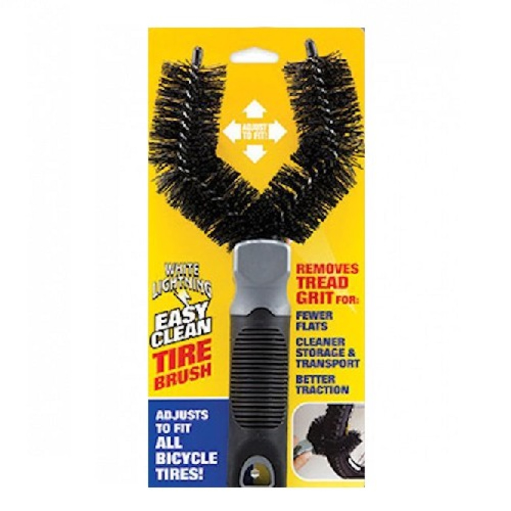 Tool Brush  W-L Easy Clean Tire