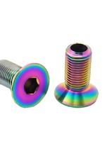 TLC GDH Titanium Crank Spindle Bolts