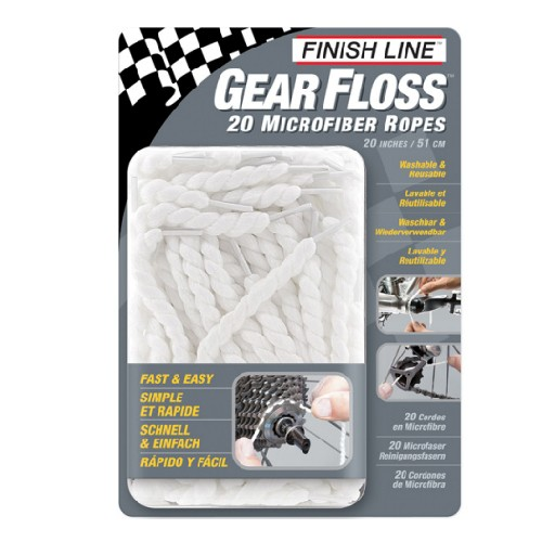 Tool Brush F-L Gear Floss PKof20