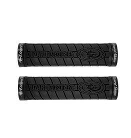 Lizard Lock-on Grips Skins Logo Black