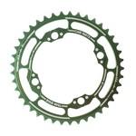 Ciari Corona 4-Bolt Chainring Green 44T