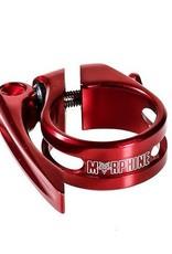 MORPHINE Morphine Lockdown QR Seat Clamp 31.8mm