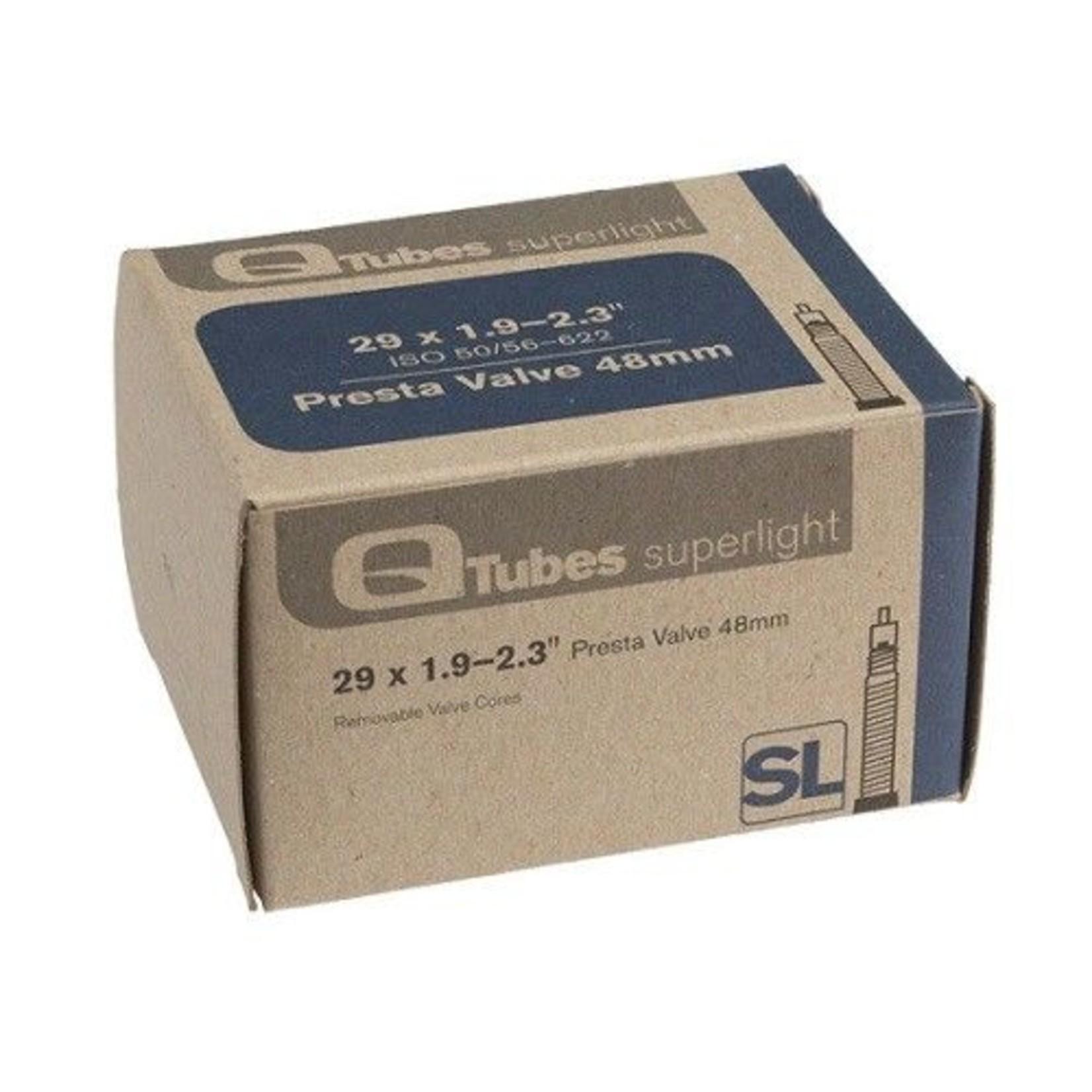 """Q-Tubes Superlight Tubes  29"""" x 1.9-2.3"""" 48mm Pv"""