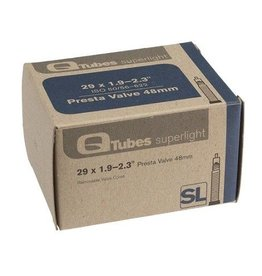 "Q-Tubes Superlight Tubes  29"" x 1.9-2.3"" 48mm Pv"