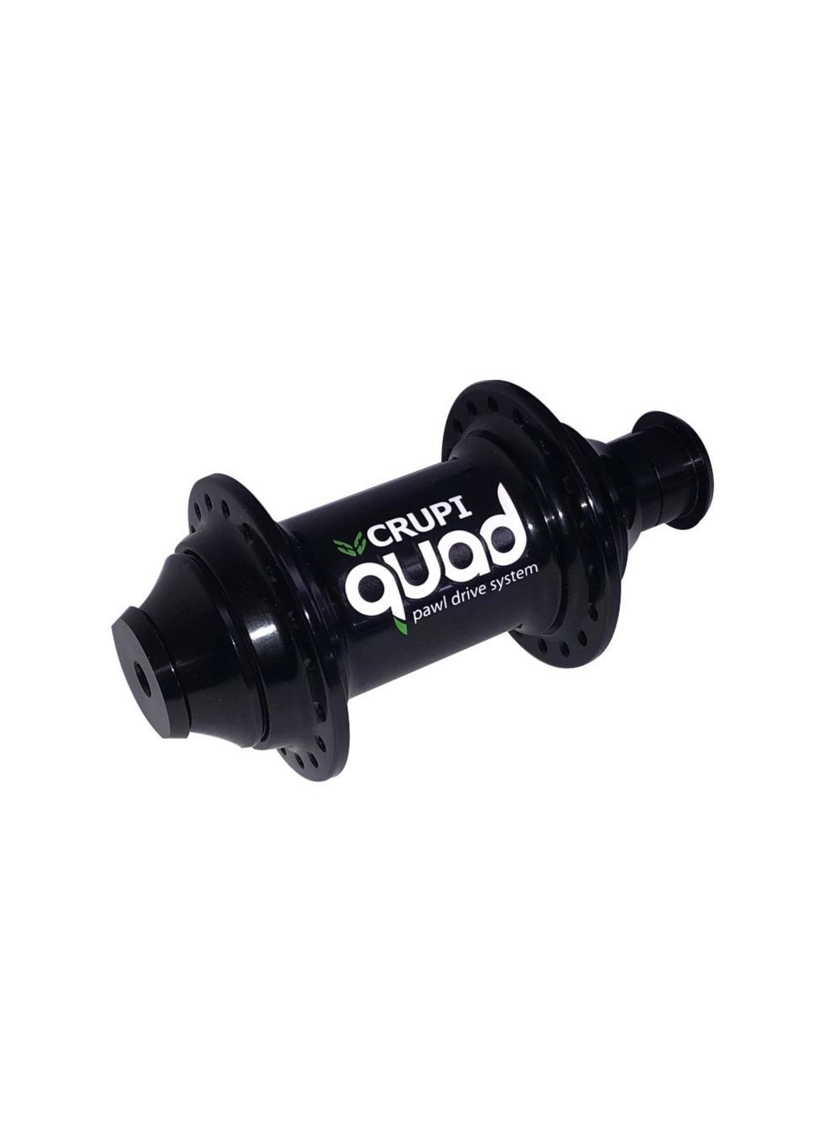 Crupi Crupi Quad Front Hub 20mm 36H