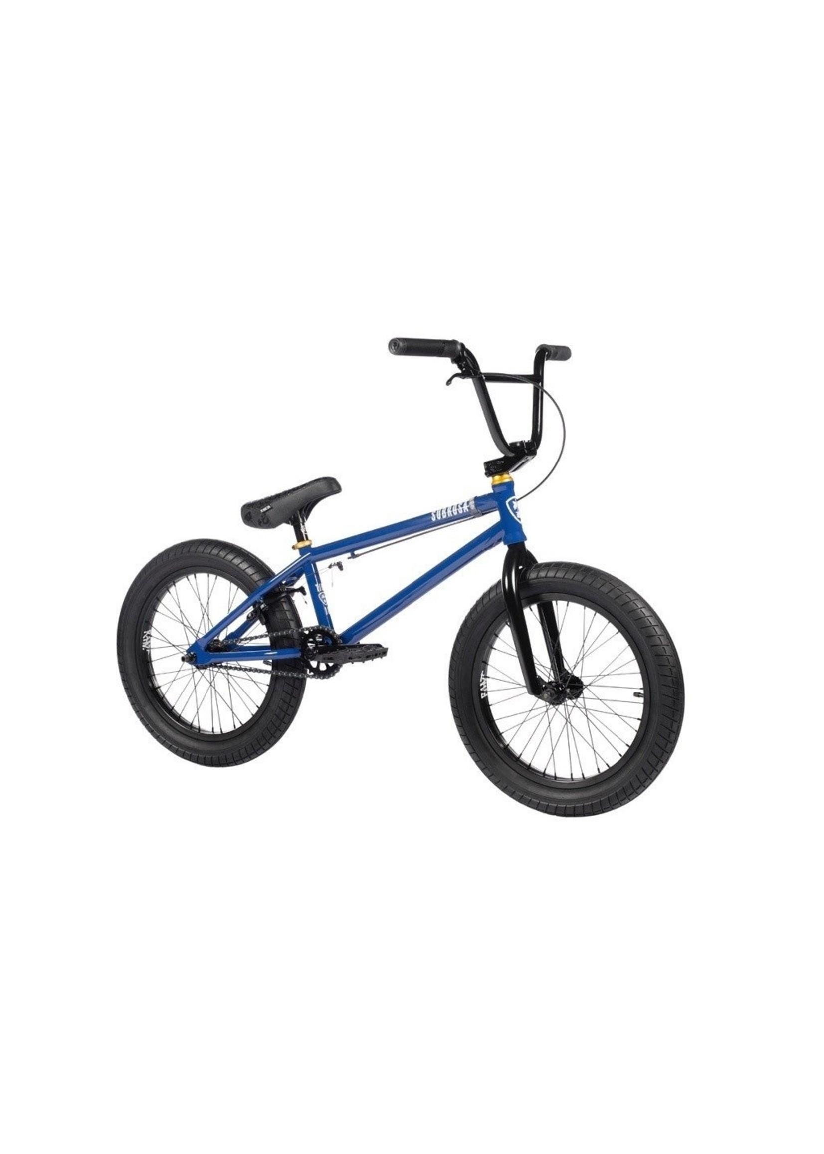 2021 Subrosa Tiro 18'' Complete Bike Navy Blue