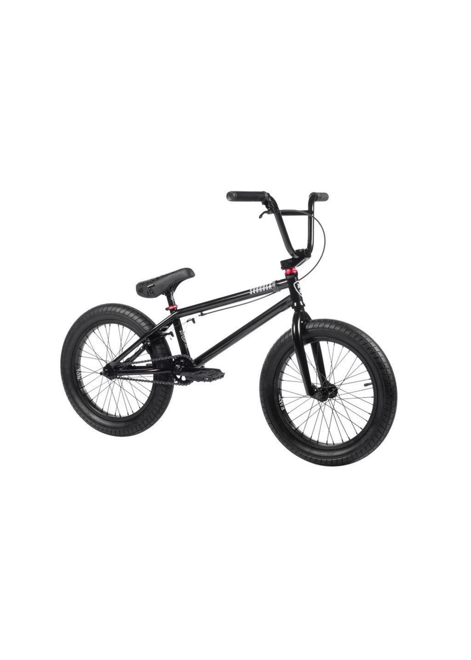 2021 Subrosa Tiro 18'' Complete Bike Black