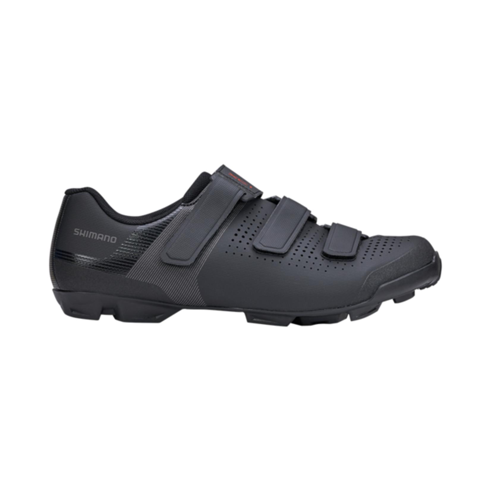 Shimano Shimano SH-XC100 Bicycle shoes Black
