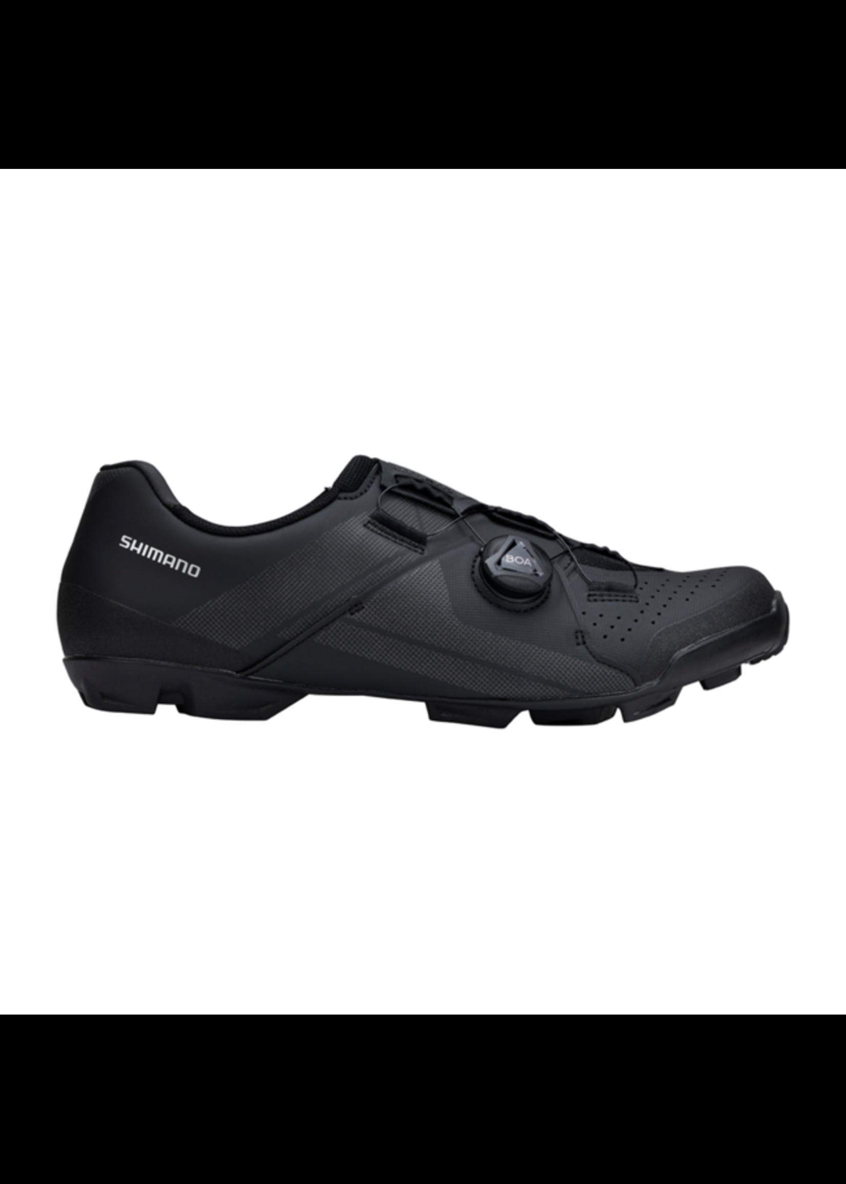 Shimano Shimano SH-XC300 Bicycle shoes Black