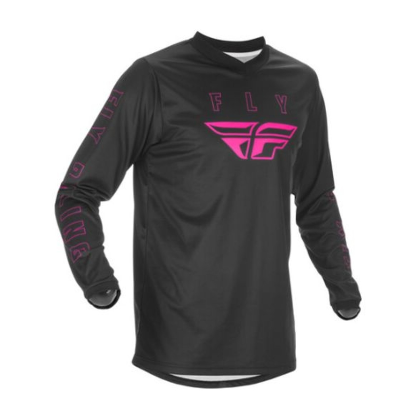 Fly Racing 2021 Fly F-16 Jersey Black/Pink