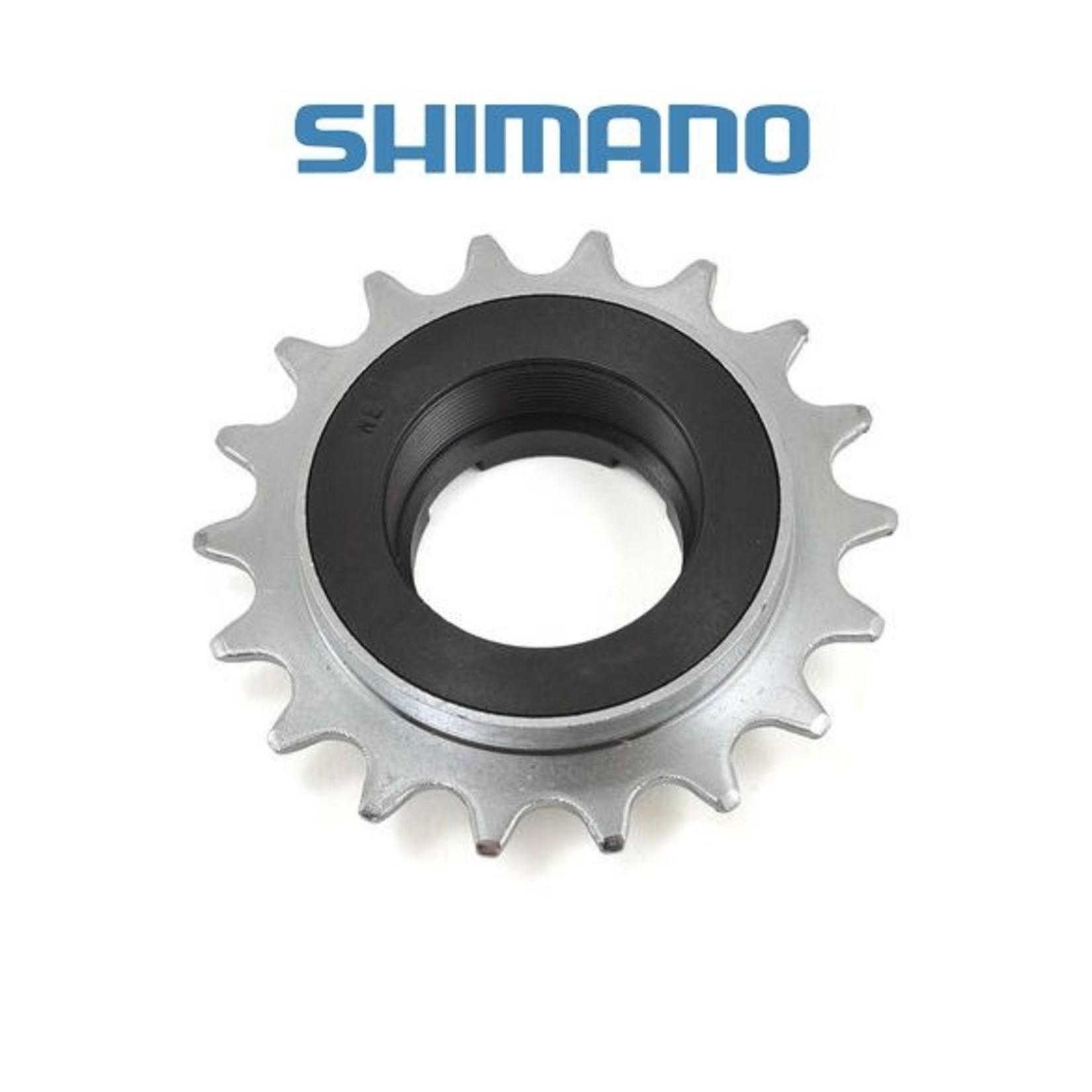 Shimano SHIMANO 17T FREEWHEEL  SF-MX30  CP FINISH 1/2 X 3/32