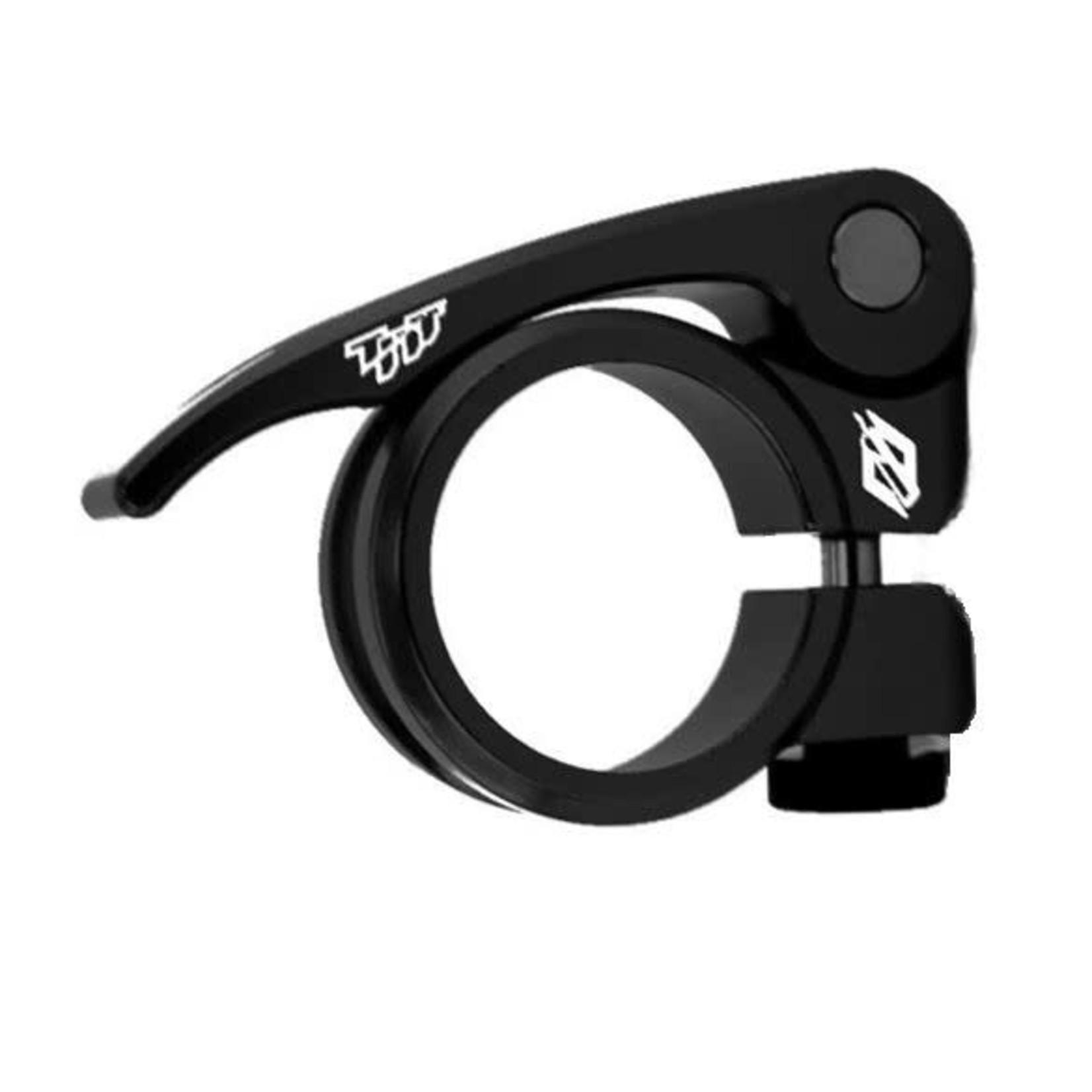 TNT Quick Release Seat Clamp 1-1/4 Black