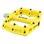 PEDALS OR8 RETOX 9/16 YELLOW