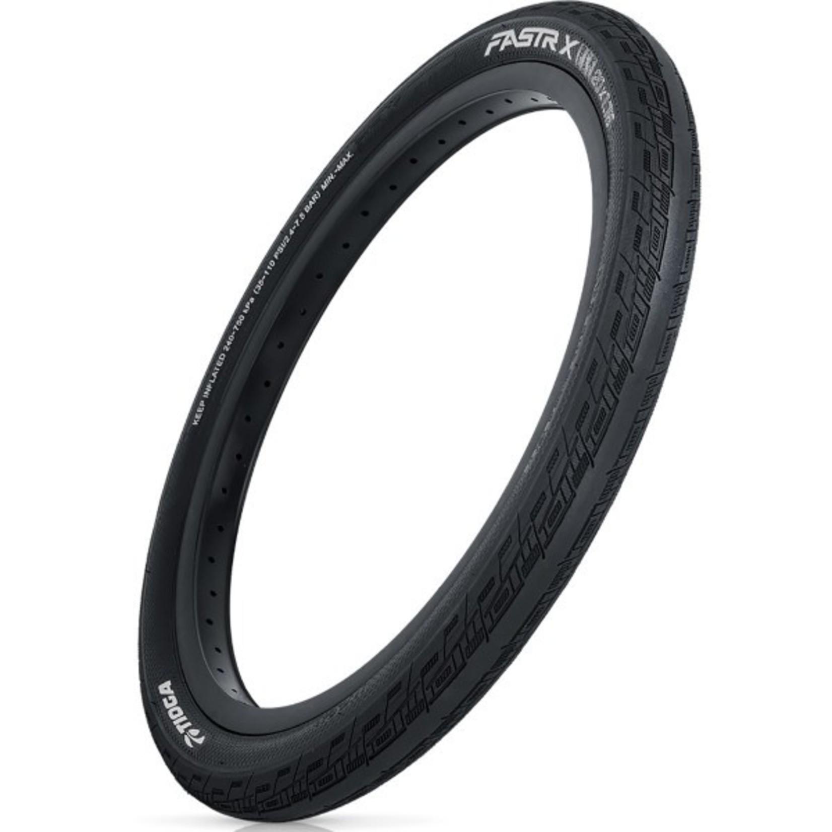 Tioga Tioga FASTR-X Black Label Tire Foldable