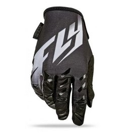 Fly Racing Fly Kinetic Glove Yth SM 4 Black