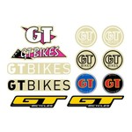 GT Bicycles GT Sticker Pack