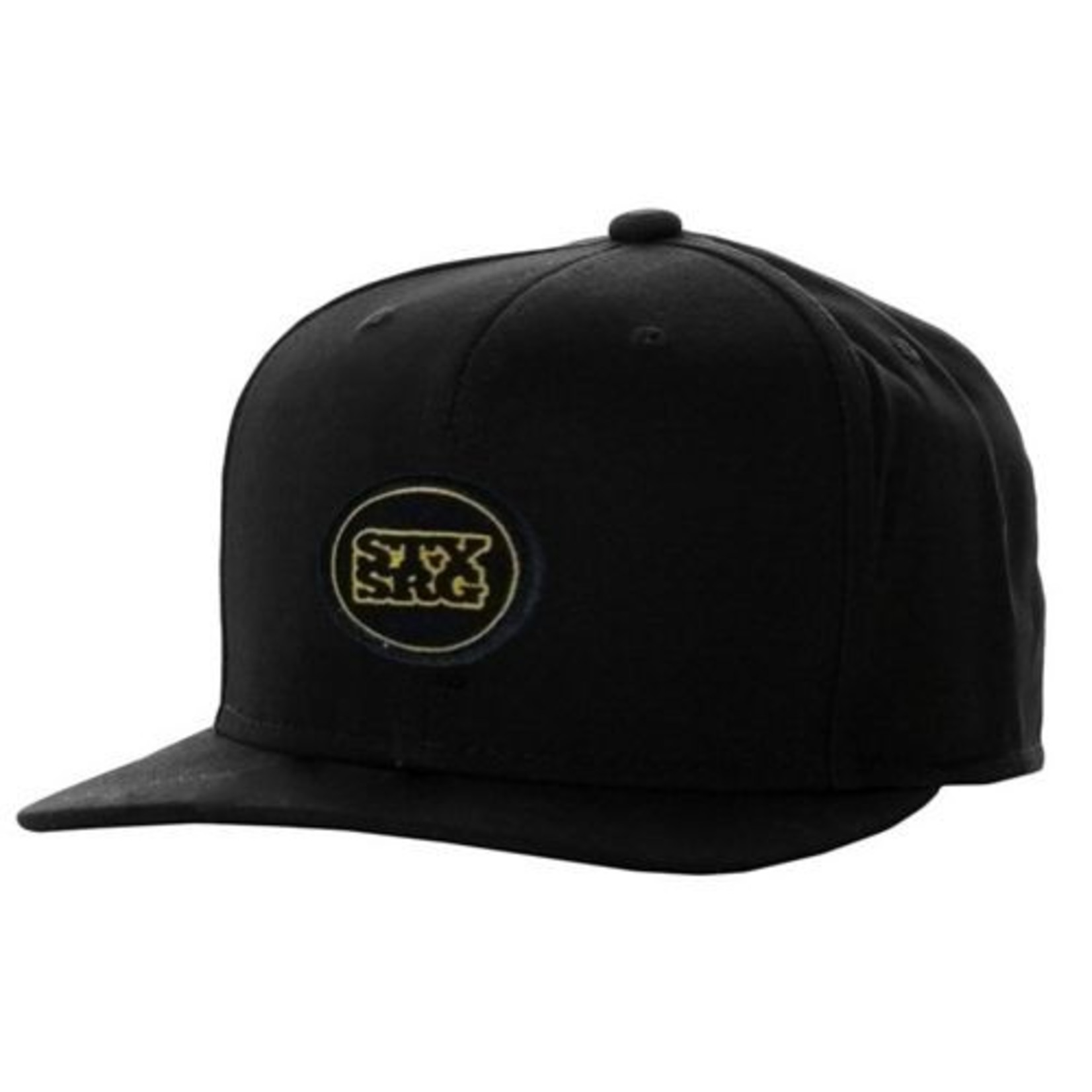 Stay Strong Stay Strong Icon Black Snapback Hat