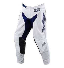 Troy Lee Designs Troy Lee GP Air Pant Starbust  White/Navy Yth 26