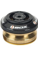 "Box Components Box Glide Headset Integrated 1 1/8"" Carbon Black"