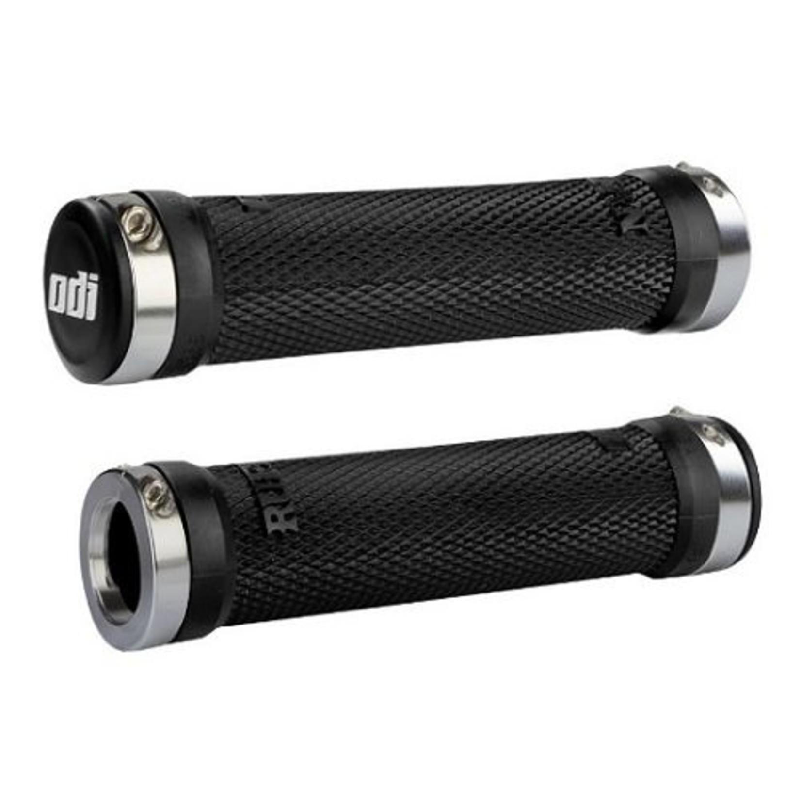 ODI Odi Ruffian Lock-On Grips Black 130mm