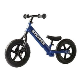 Strider Sports Strider 12 Classic Kids Balance Bike Blue