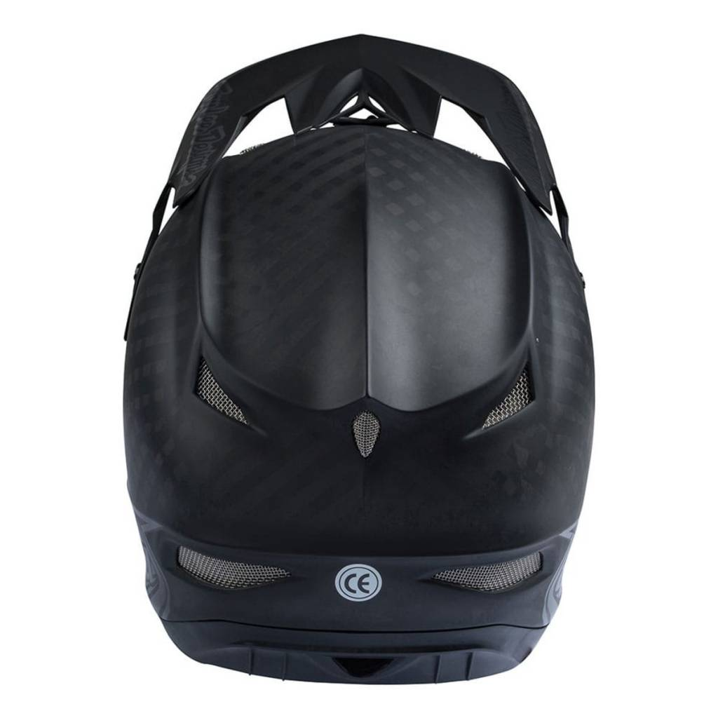 Troy Lee Designs Troy Lee D3 Carbon Mips Midnight Black