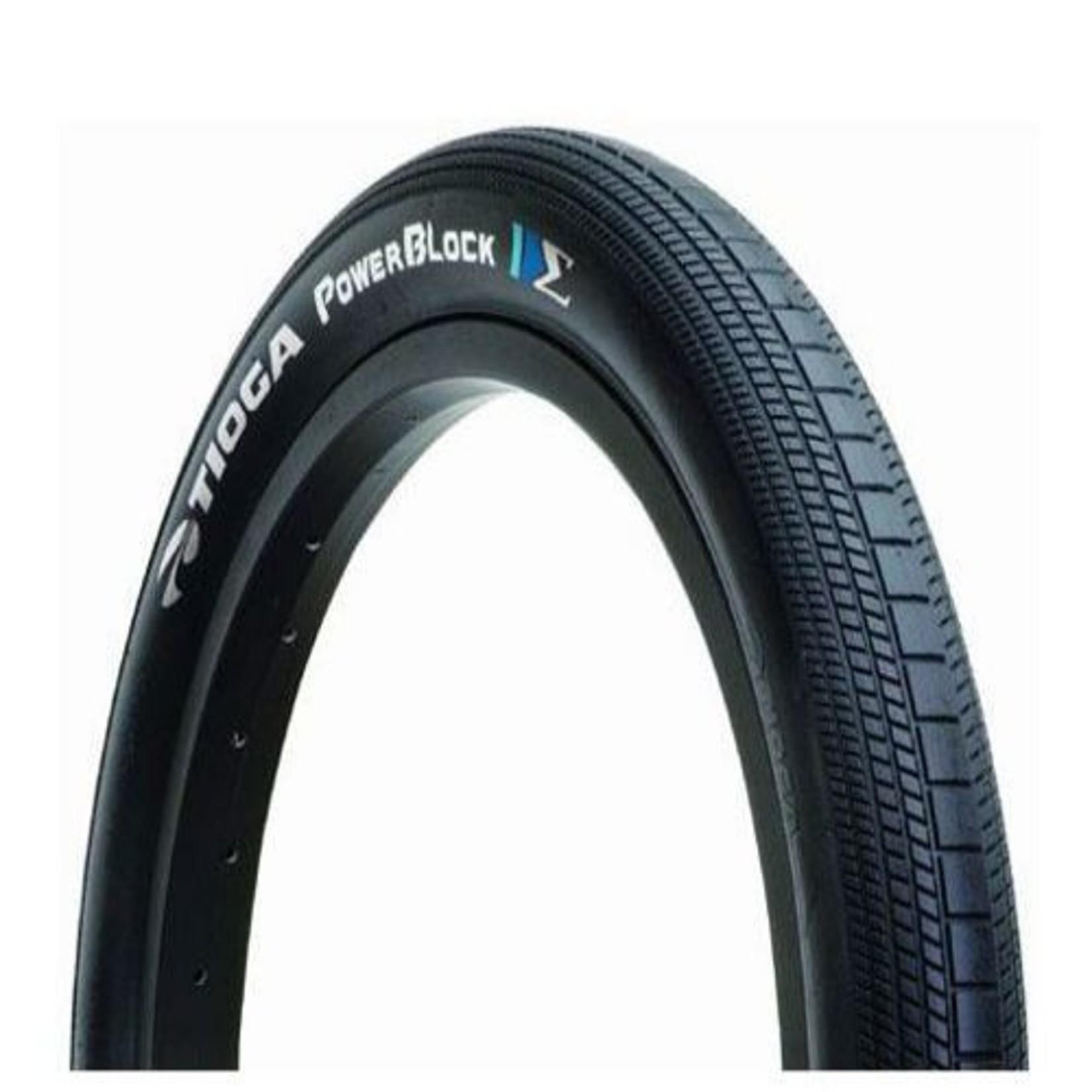 Tioga Tioga Tires RP Powerblock SSpec Black