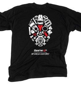 TSC T-Shirt Friday the 13th Black XL