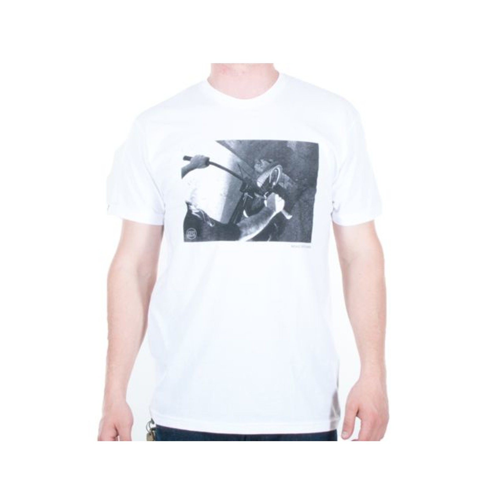 Stay Strong Stay Strong T-Shirt Ridaz Photo White