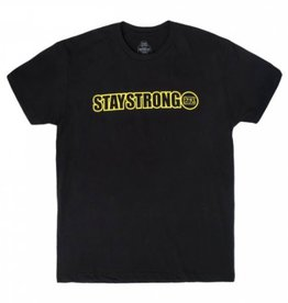 Stay Strong Stay Strong T-shirt OG V2 Black