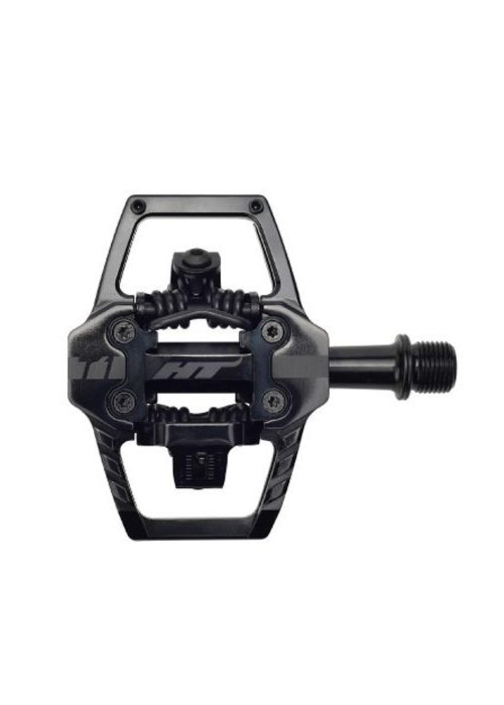 HT T1 Pedal Stealth Black