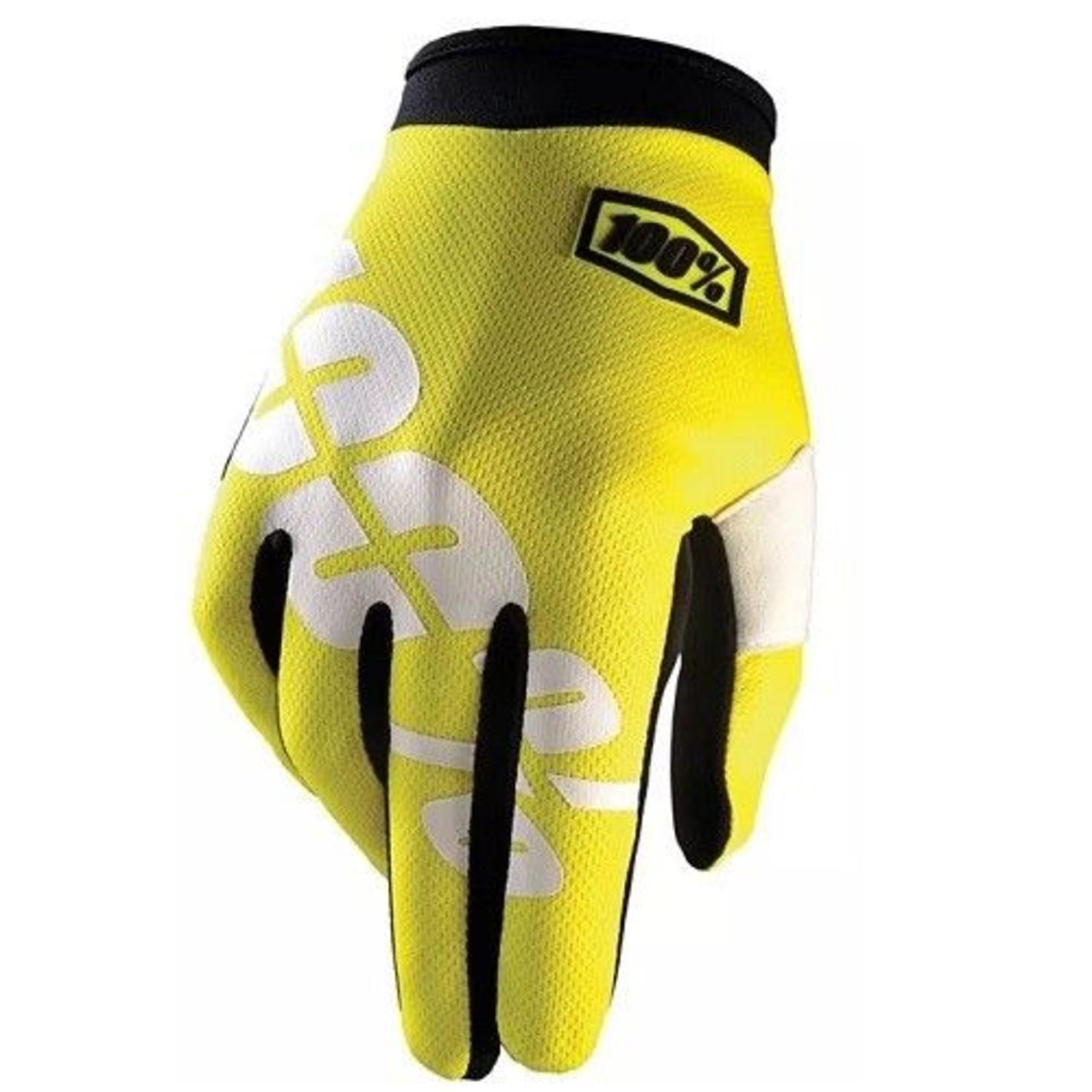 100% 100% iTrack Full Finger Glove