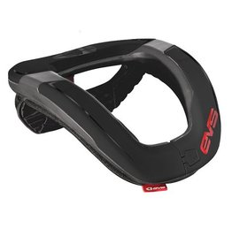 EVS EVS R4 Neck Support Black Youth