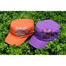 Paw Print Hat
