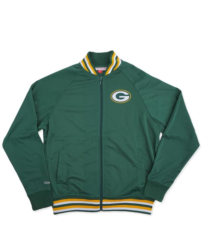 MITCHELL AND NESS Packers Prospect Track Jacket