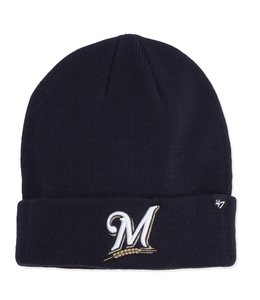 '47 BRAND BREWERS RAISED CUFF BEANIE