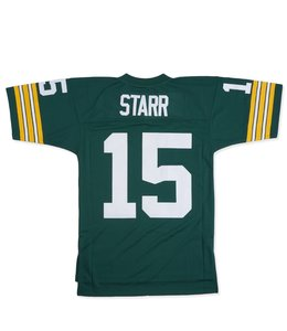 65b0c70ae14 MITCHELL AND NESS PACKERS BART STARR 1969 JERSEY