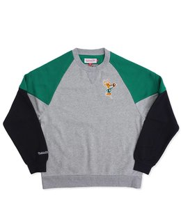 MITCHELL AND NESS BUCKS TRADING BLOCK CREW