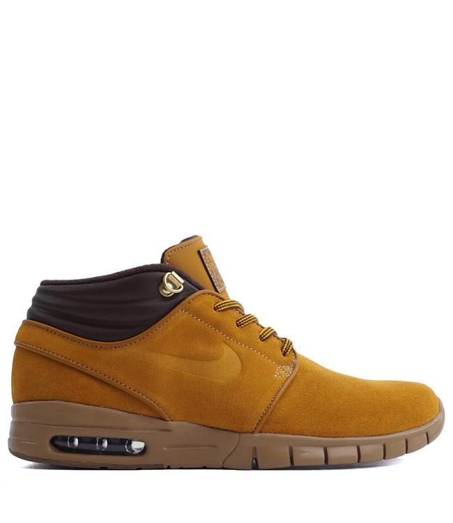 608e15c72e237 Nike SB Stefan Janoski Max Mid Premium - Bronze Gum Light Brown ...