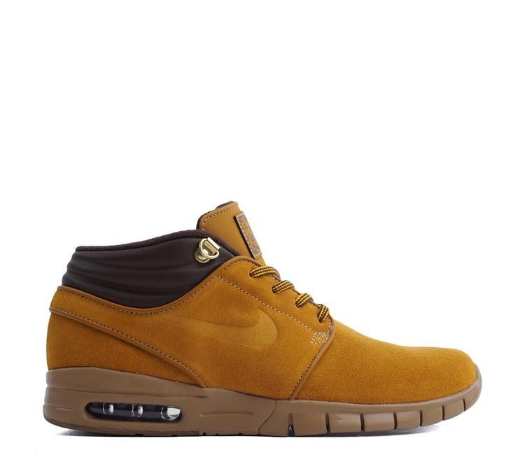 63b9051858 Nike SB Stefan Janoski Max Mid Premium - Bronze/Gum Light Brown |  AV3610-779 - MODA3