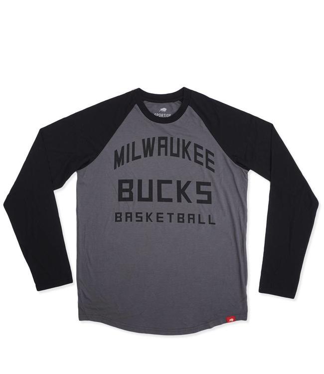 SPORTIQUE Bucks Frye Weho Long Sleeve Shirt