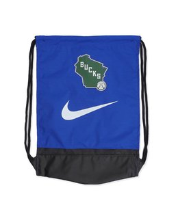 NIKE BUCKS STATE LOGO BACKSACK