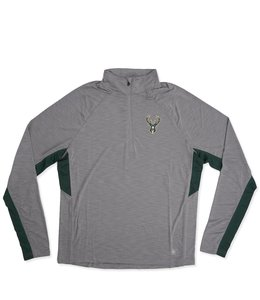 '47 BRAND BUCKS OMNI 1/4 ZIP TOP