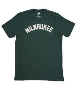 '47 BRAND BUCKS WORDMARK CLUB TEE
