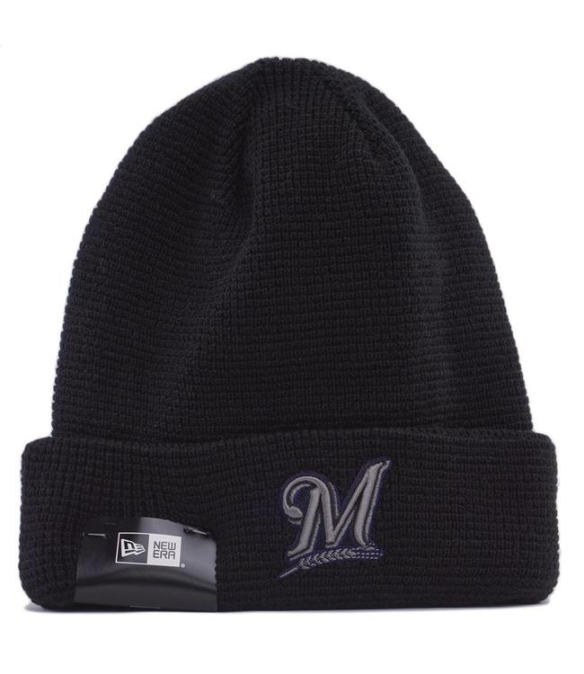 NEW ERA Brewers Pop Waffler Beanie