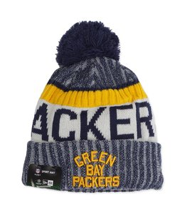 NEW ERA PACKERS SPORT KNIT 17 BEANIE